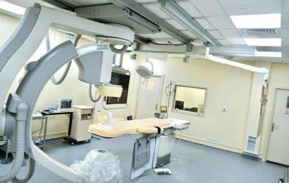 В Уманской центральной районной больнице работает ангиографическое отделение (ВИДЕО)