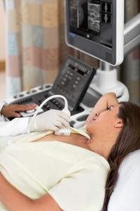 Ультразвукова оцінка змін молочних залоз