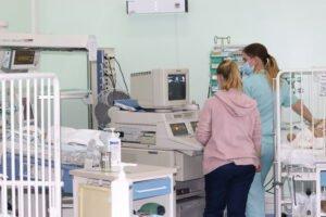 Науково-практичний Медичний Центр Дитячої Кардіології та Кардіохірургії МОЗ України отримав сучасну портативну ультразвукову систему преміум-класу Philips CX-50