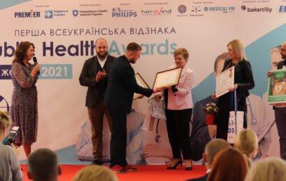 """Международная выставка """"Public Health"""" 2021"""